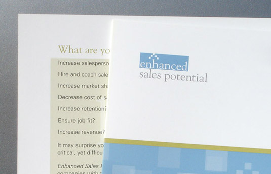 Enhanced Sales Potential brand