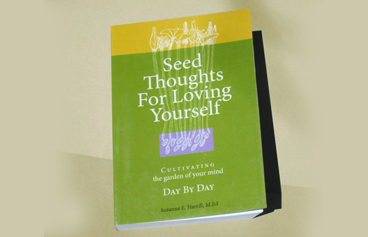 Seed Thoughts book design
